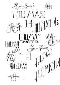 Hillman sketches