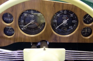 Jowett dashboard