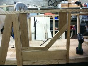 New shape door