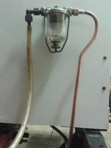 AC Fuel filter