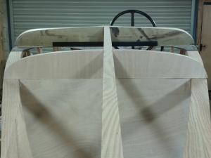Rear bulkhead