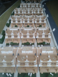 Estate agent's model