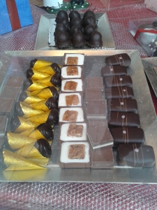 Confectioner's display