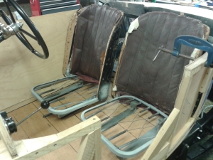 Seat positions