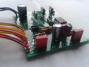 Indicator electronics