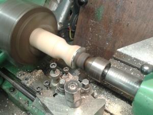 Core plug mandrel