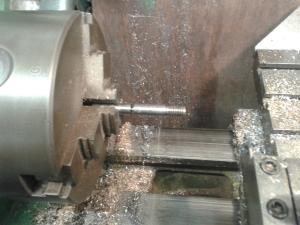 oil pump dowel bolt