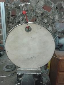 Headlamp Grill