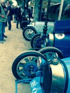 Bugatti's