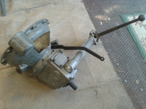 Meadows Gearbox
