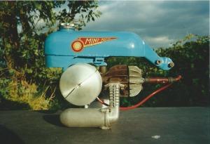 Trojan Mini-Motor