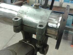 axle clamp