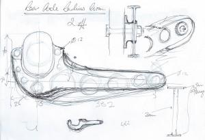 radius arm