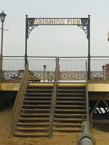 Skegness Pier entrance