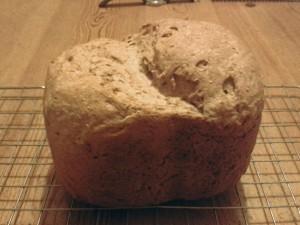 New bread machine