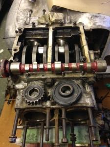 Jowett engine