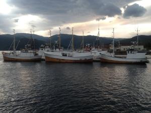 Rognan Harbour