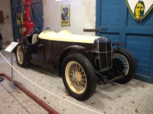 Racing MG