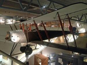 Avro 504K Dyak