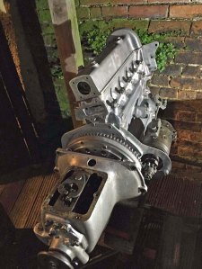 Coventry Climax/A7 gearbox