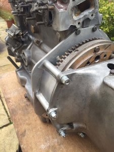 A7 gearbox attachment
